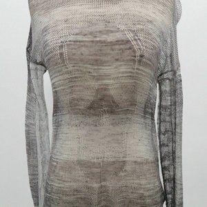 Zadig & Voltaire Skull Linen Sweater